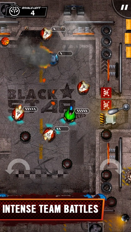 Mean Machines Demolition Derby screenshot-5