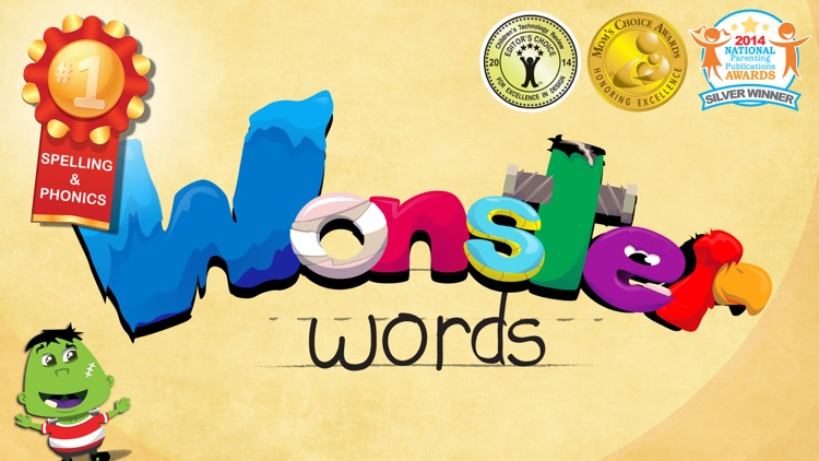 Wonster Words Learning screenshot-4