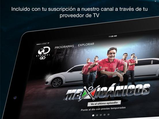 Discovery en Español GO screenshot 8