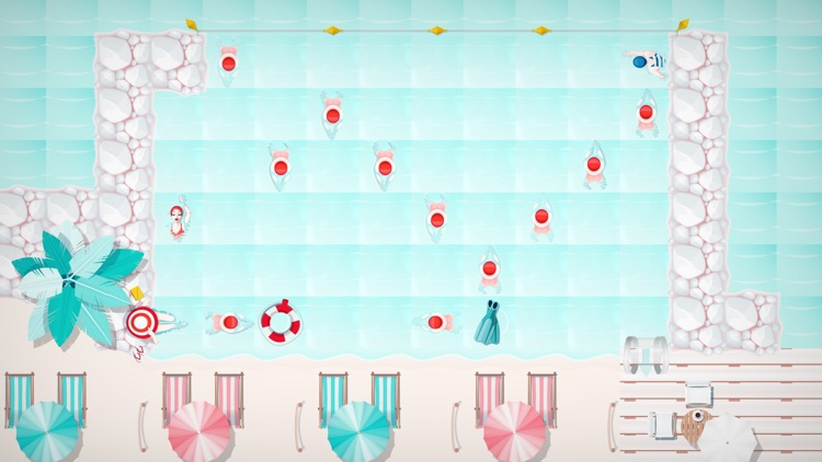Swim Out screenshot-1
