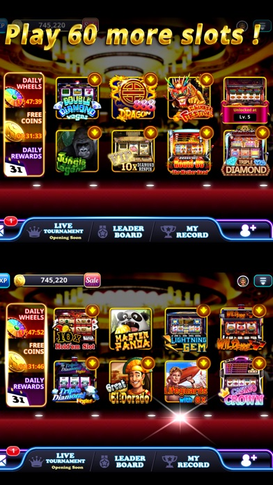 Double up casino free coins