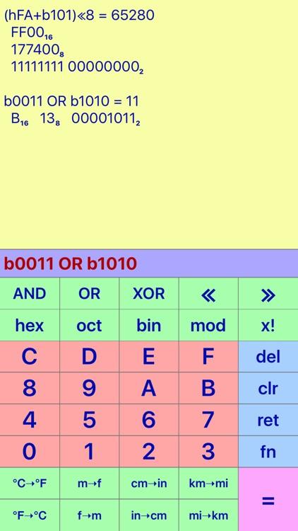 Calc3 screenshot-3