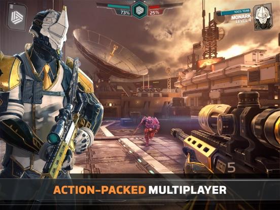 Modern Combat Versus screenshot 6