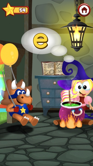 ABC Dinos: Kids read and write screenshot #7