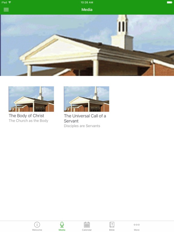 Newcastle Christian Church screenshot 5