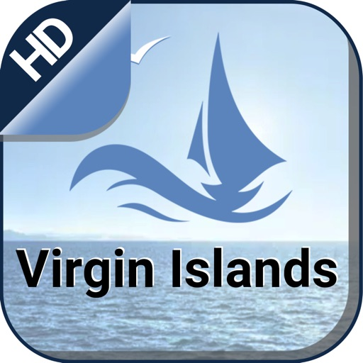 Virgin Island Nautical Charts