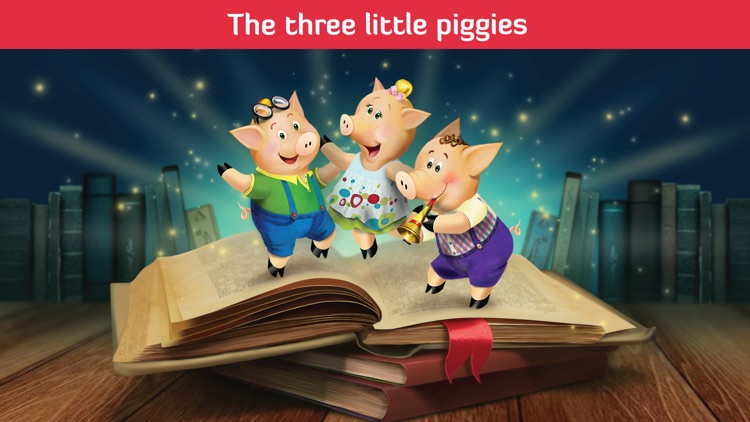 3 Little Pigs Bedtime Story
