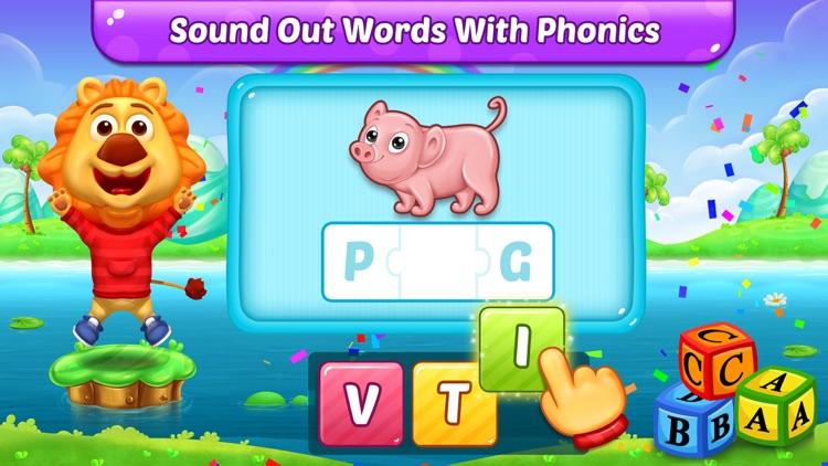 ABC Spelling - Spell & Phonics