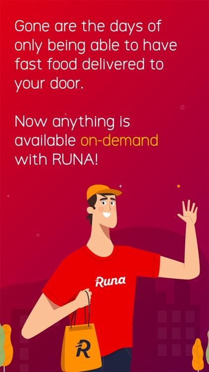 Runa Delivery