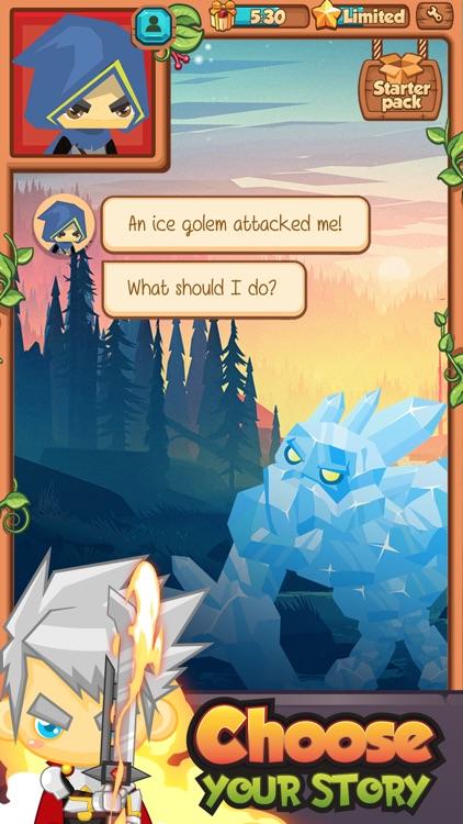 Magic Story: Choose your Story screenshot-0