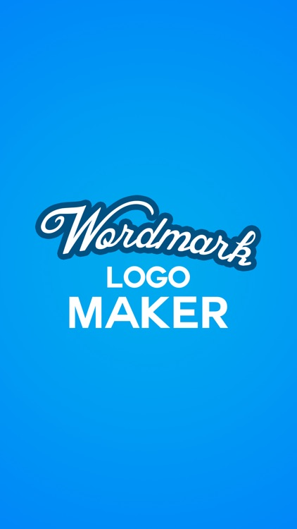 Wordmark Logo Maker
