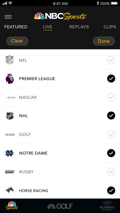 Nbc Sports App Reviews - User Reviews of Nbc Sports
