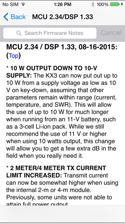 KX3 Micro Manual screenshot-4