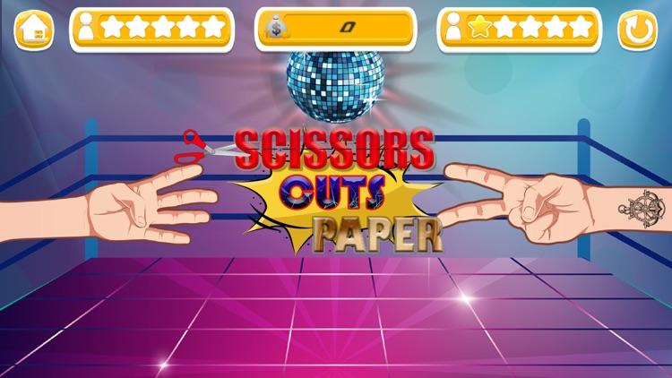 Rock Paper Scissor Epic War