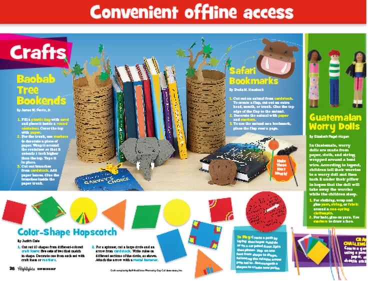Highlights Magazine: Fun Reading for Children screenshot-4