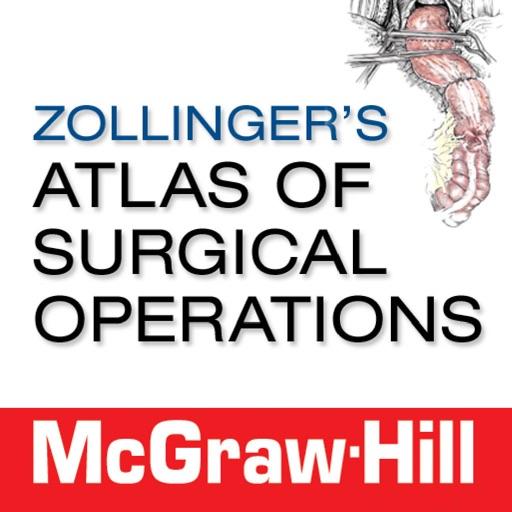 Zollingers Atlas of Surgery