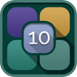Perfect 10s Lite - Swipe the Tiles Together to Add Their Numbers Together - Classic Board Game