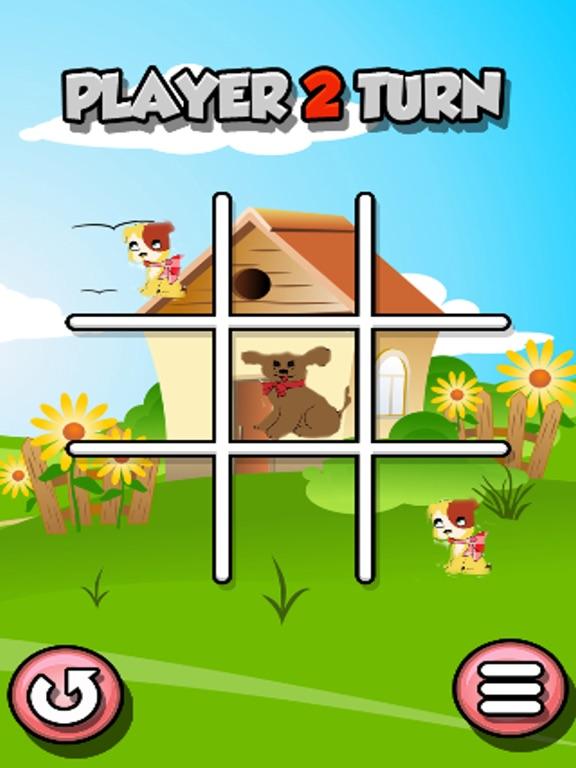 Puppy Dog Tic-Tac-Toe screenshot 4