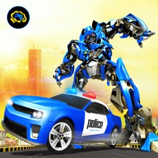 Activities of Fighting Robot Car Chase 2018