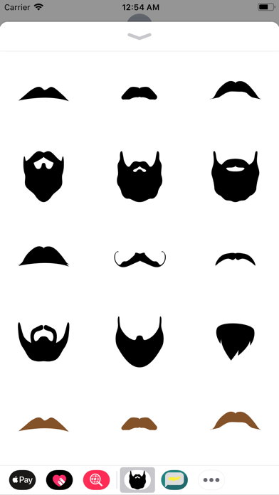 BearddmojiScreenshot of 1