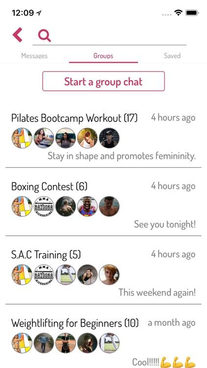 MatchFit App screenshot-4