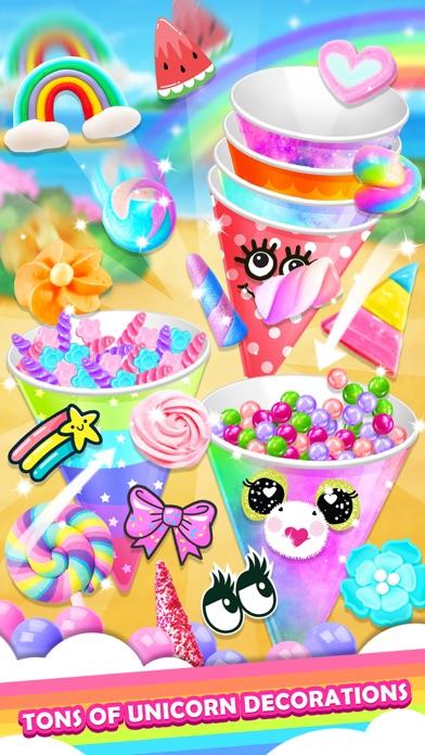 点击获取Unicorn Rainbow Snow Cone Desserts Maker