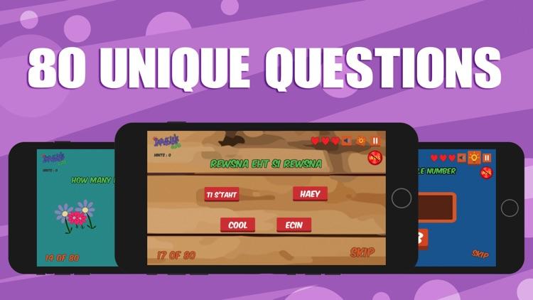 Impossible Quiz - Stupid Test screenshot-4