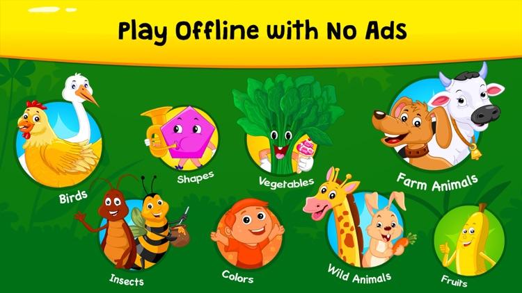 Kindergarten Games & Songs screenshot-3