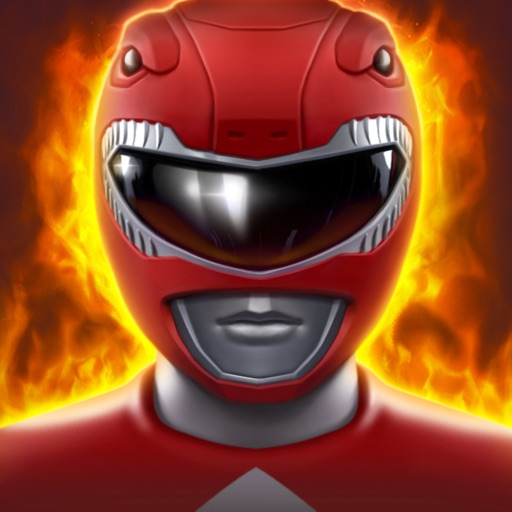 Power Rangers: All Stars app for ipad