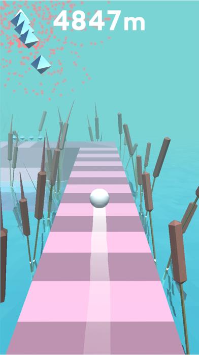 Rolly Run screenshot one