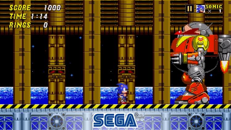 Sonic the Hedgehog 2 Classic screenshot-3