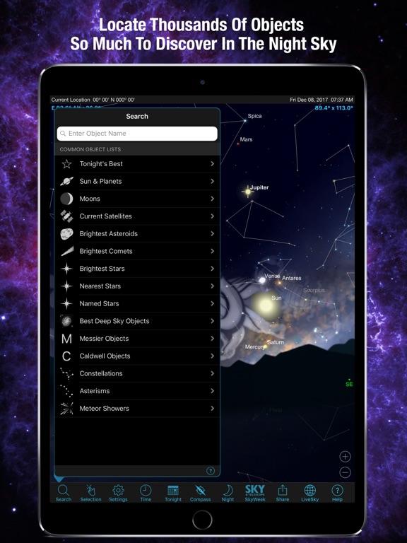 SkySafari screenshot 9