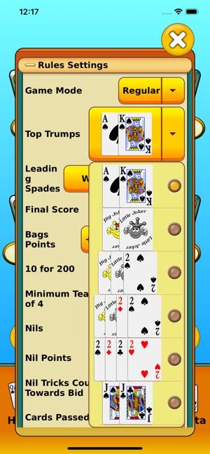 offline spades card game free download