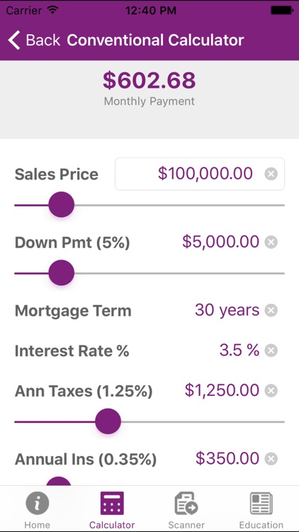 Sterling Mortgage