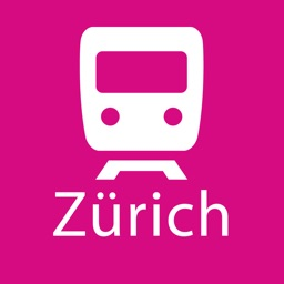 Zurich Rail Map Lite