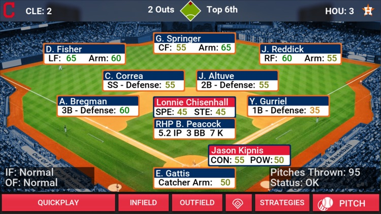 MLB Manager 2018 screenshot-0