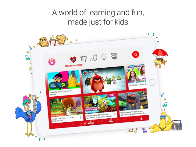 Youtube kids on the app store youtube kids on the app store ibookread ePUb