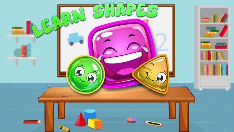 Shape Puzzle Educational Games screenshot-3