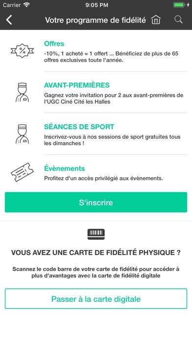 download Forum des Halles apps 1
