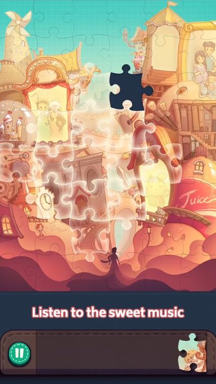 Live jigsaw-epic puzzle game screenshot-3