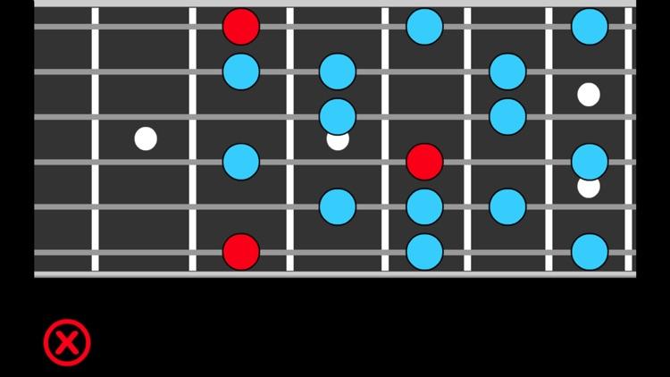 Guitar Scales PRO screenshot-5