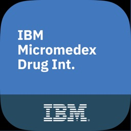 IBM Micromedex Drug Interact