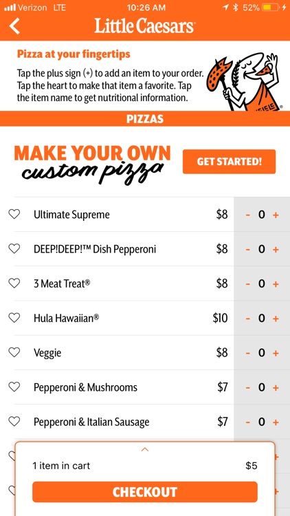 Little Caesars screenshot-3