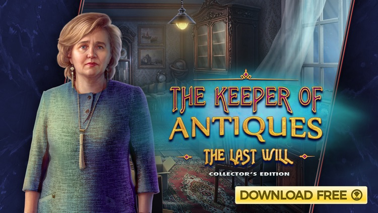 Keeper of Antiques: Last Will screenshot-4
