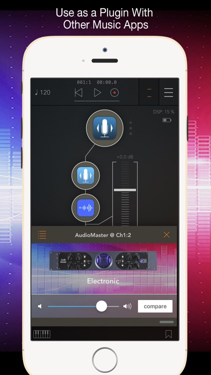 AudioMaster Pro screenshot-3