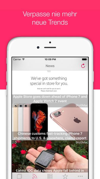 Updaty - Update & NewsScreenshot von 4