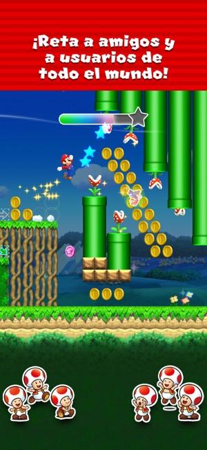 Super Mario Run En App Store