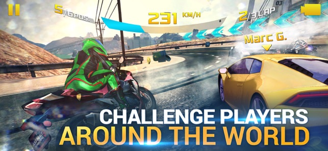 Asphalt 8: Airborne on the App Store