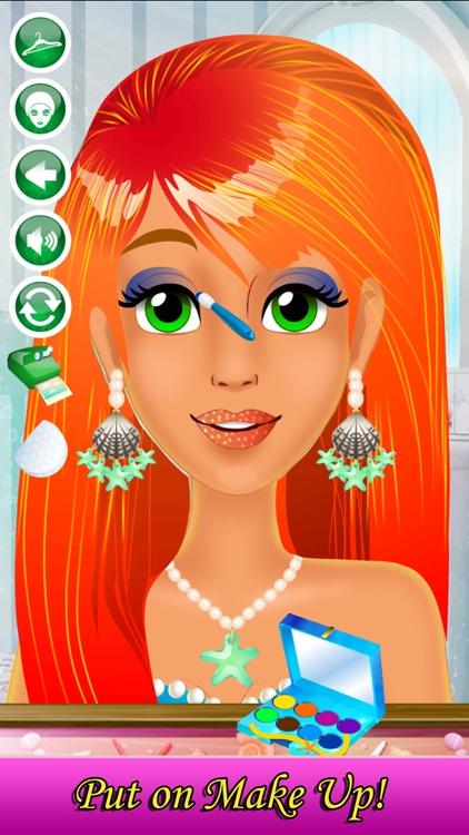 Mermaid Makeover & Salon Spa