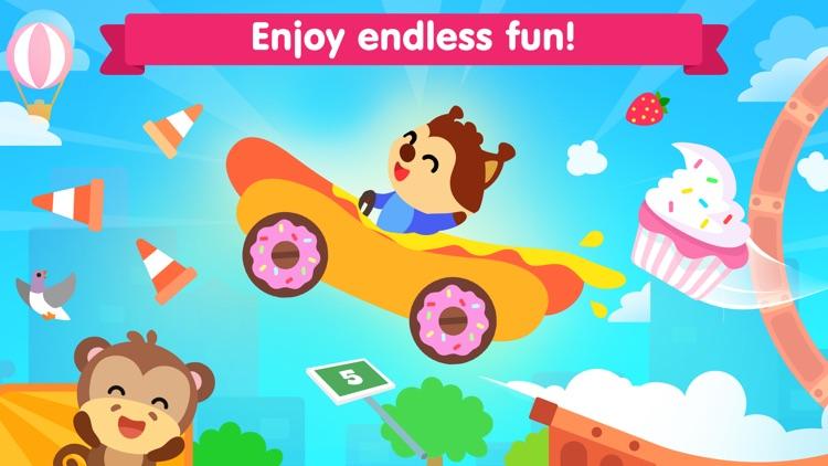 Car games for kids 3 years old screenshot-3
